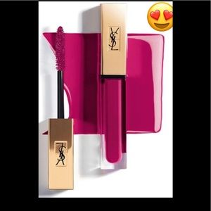YSL Vinyl coutur mascara pink. $5 with 4 purchase